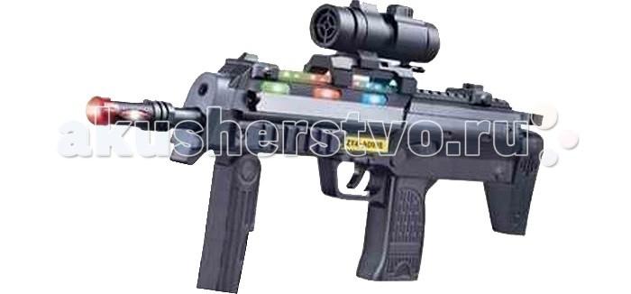 Zhorya Игровой автомат Х75513Игровой автомат Х75513Zhorya Игровой автомат Х75513 - игрушечное оружие, с которым малыш почувствует себя настоящим стрелком.   Сама стрельба сопровождается звуковыми и световыми эффектами, что делает игровой процесс более реалистичным и веселым. Кроме того, оружие выглядит невероятно круто. Издает звук настоящей стрельбы, имеет движущиеся ствол, подсветку и лазерный прицел.  С данной моделью мальчик сможет играть как дома самостоятельно, так и на улице в ватаге своих друзей!<br>