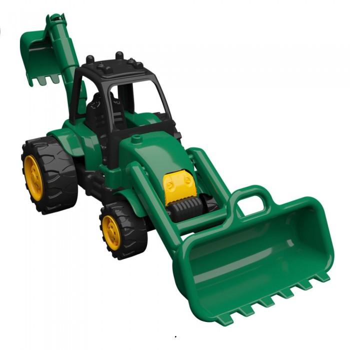 Машины Terides Трактор с дополнительным ковшом 36 см