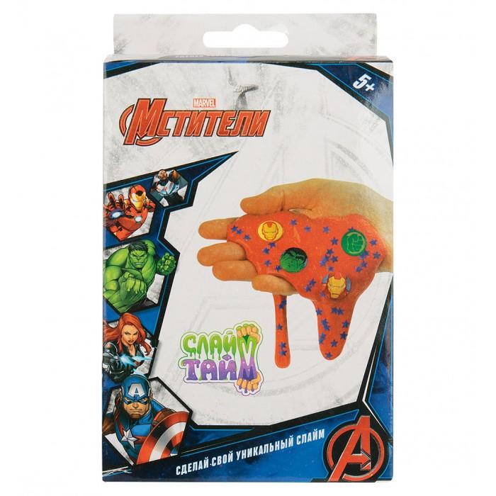Купить Слайм Тайм Набор Мстители в коробке в интернет магазине. Цены, фото, описания, характеристики, отзывы, обзоры