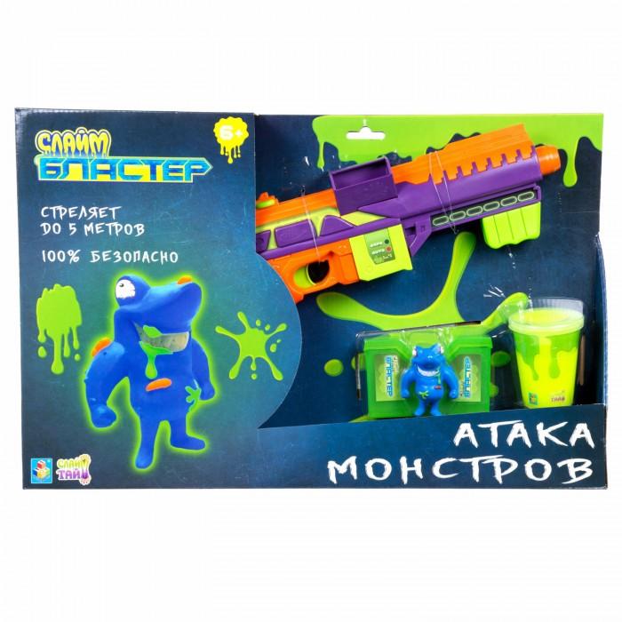 1 Toy Слайм Бластер Атака монстров