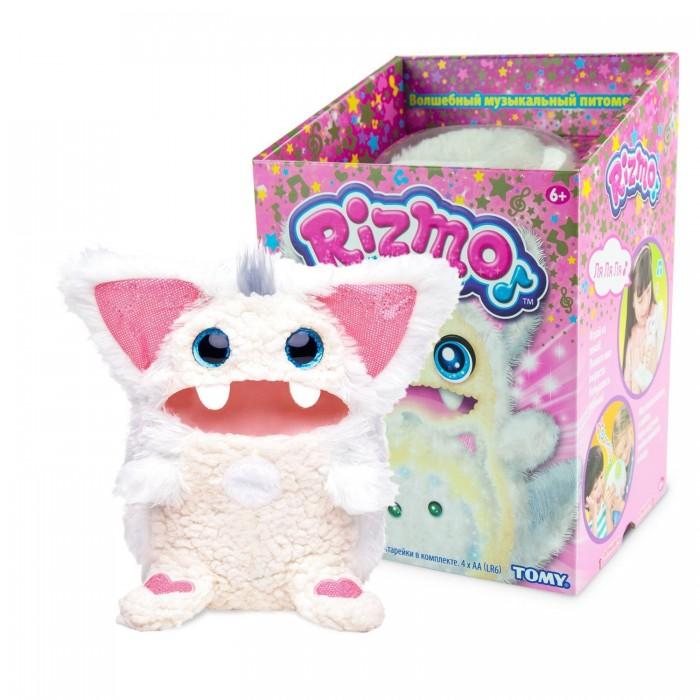 Купить Интерактивные игрушки, Интерактивная игрушка Ризмо (Rizmo) Snow