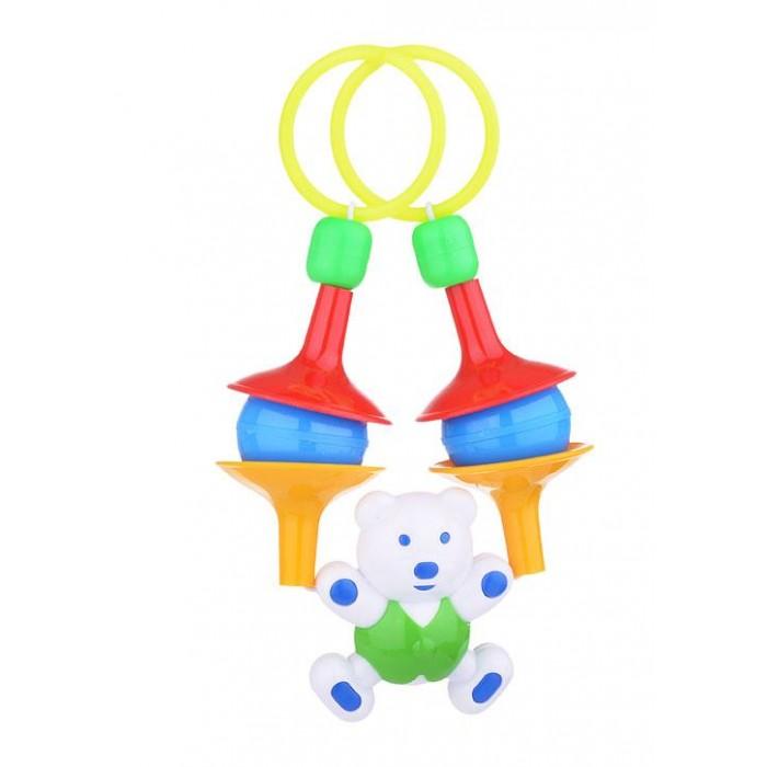 Фото - Подвесные игрушки Аэлита Мишка-штангист аэлита погремушка мишка баюн цвет розовый салатовый синий