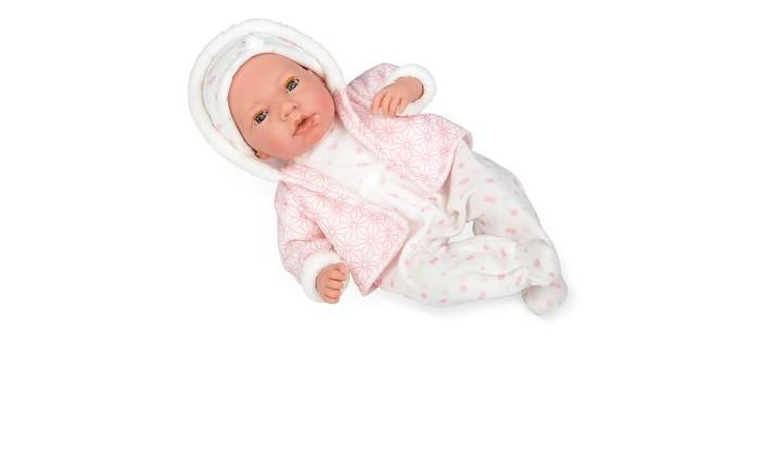 Купить Куклы и одежда для кукол, Arias Elegance Пупс с мягким телом 38 см в розовом