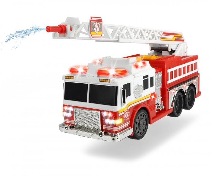 пожарная машина shantou gepai машина пожарная парковка красный b1695688 Машины Dickie Пожарная машина с водой 36 см