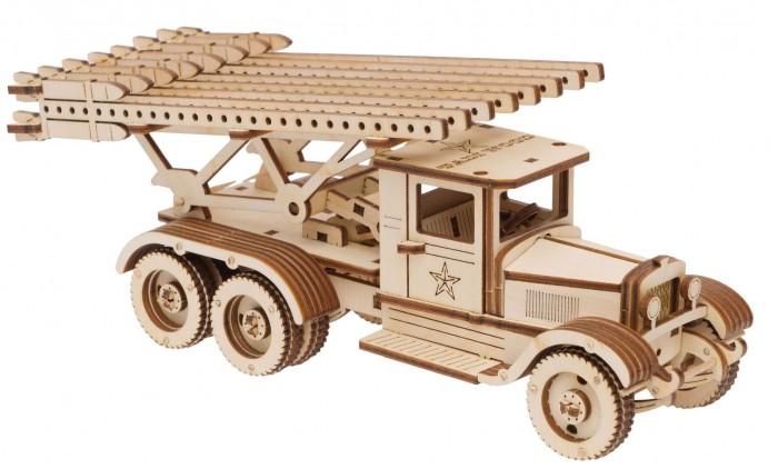 Сборные модели Tadiwood деревянный ЗИС-5-БМ-13 Катюша