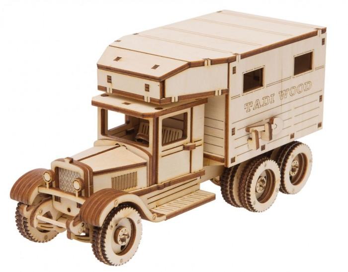 Сборные модели Tadiwood Конструктор деревянный ЗИС-6 кунг