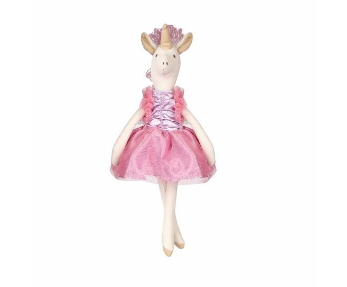 Купить Мягкие игрушки, Мягкая игрушка Angel Collection Единорог тильда 34 см