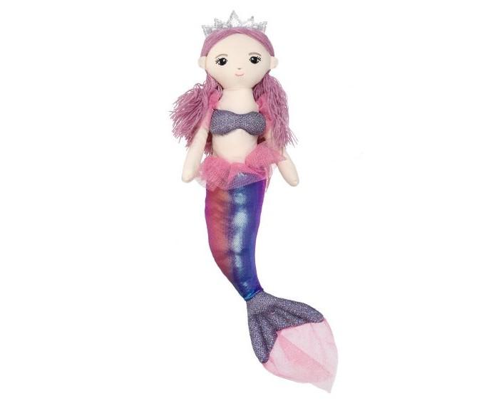 Мягкая игрушка Angel Collection Кукла тильда Русалка 33 см