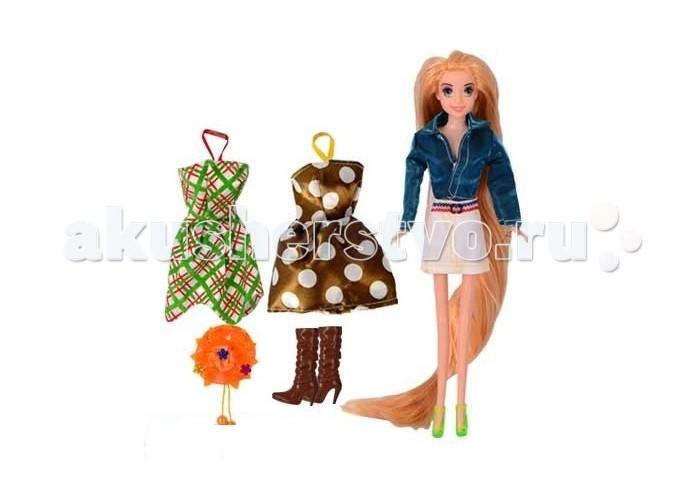 Куклы и одежда для кукол Zhorya Zhorya Кукла с аксессуарами Х75505 zhorya тостер юная помощница с аксессуарами