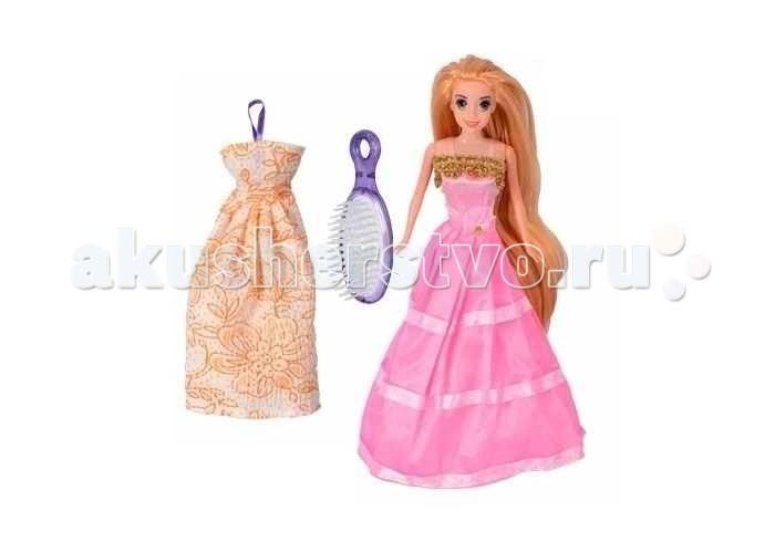 Куклы и одежда для кукол Zhorya Кукла с аксессуарами Х75554 zhorya тостер юная помощница с аксессуарами