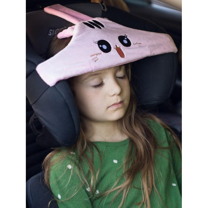 Купить Клювонос Фиксатор головы ребенка для автокресла с дополнительным креплением Кошка в интернет магазине. Цены, фото, описания, характеристики, отзывы, обзоры