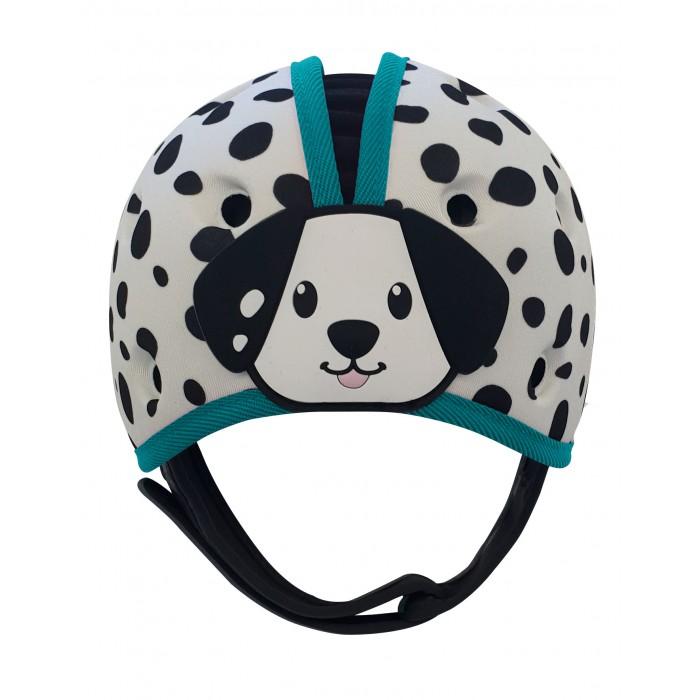 Купить SafeheadBaby Мягкая шапка-шлем для защиты головы Далматин в интернет магазине. Цены, фото, описания, характеристики, отзывы, обзоры