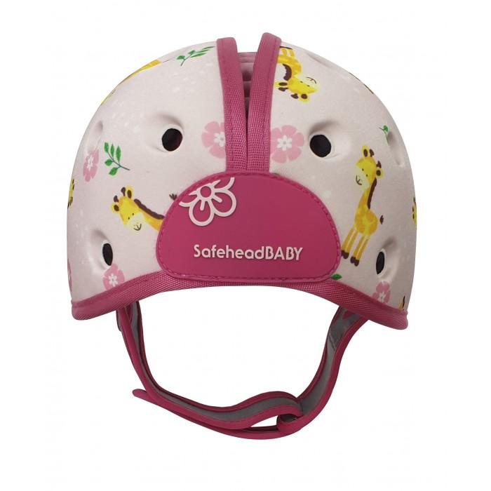 Купить SafeheadBaby Мягкая шапка-шлем для защиты головы Жираф в интернет магазине. Цены, фото, описания, характеристики, отзывы, обзоры