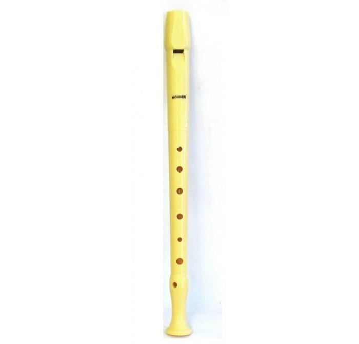 Музыкальные инструменты Hohner блокфлейта система барокко пластик 1 часть