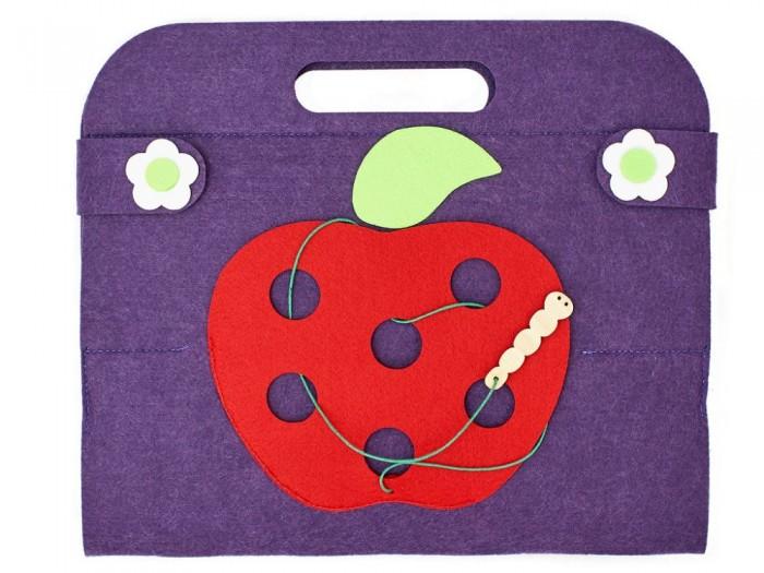 Игры для малышей Смайл Декор Сумка-игралка Овощи,фрукты и ягоды шестакова овощи фрукты ягоды
