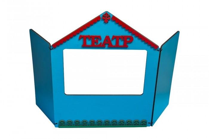 Купить Ролевые игры, Смайл Декор Ширма для кукольного театра А017