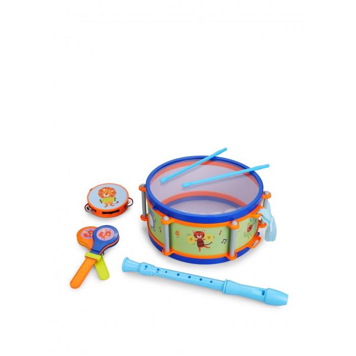 Музыкальный инструмент Happy Baby набор La-La Band