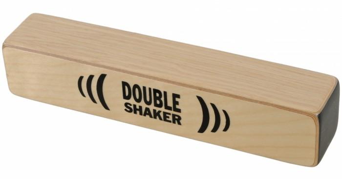 Музыкальные инструменты Schlagwerk SK40 Шейкер Double двухкамерная система, дерево