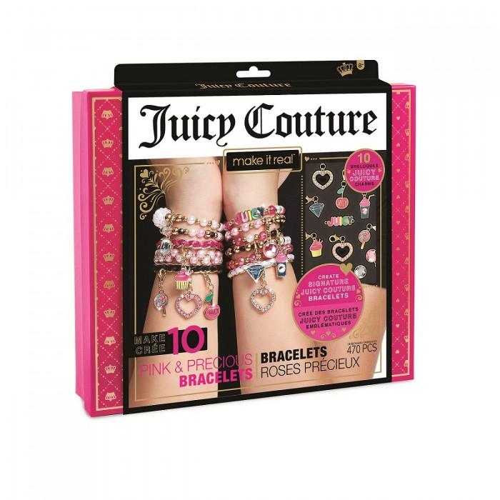 Купить Наборы для создания украшений, Juicy Couture Набор для создания бижутерии Модные украшения