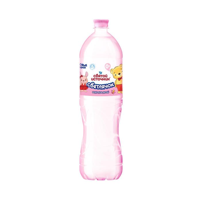 Купить Святой Источник Вода природная питьевая Светлячок 1.5 л в интернет магазине. Цены, фото, описания, характеристики, отзывы, обзоры
