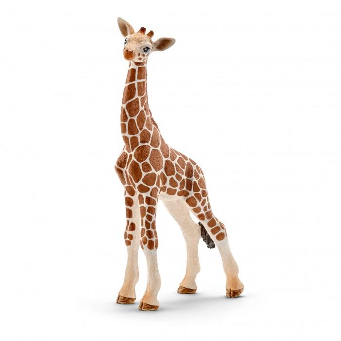 Фото - Игровые фигурки Schleich Фигурка Детеныш жирафа шемякина надежда у жирафа много пятен