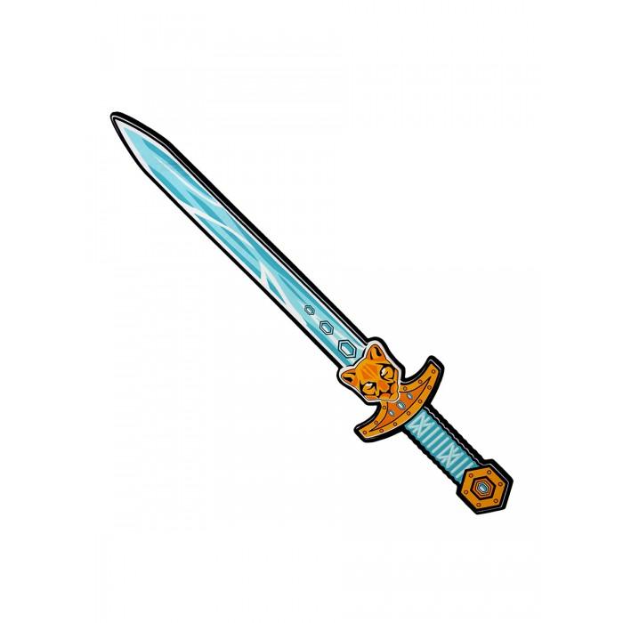 Игрушечное оружие Pixel Crew Меч рыцарский Тигриный клык 54 см