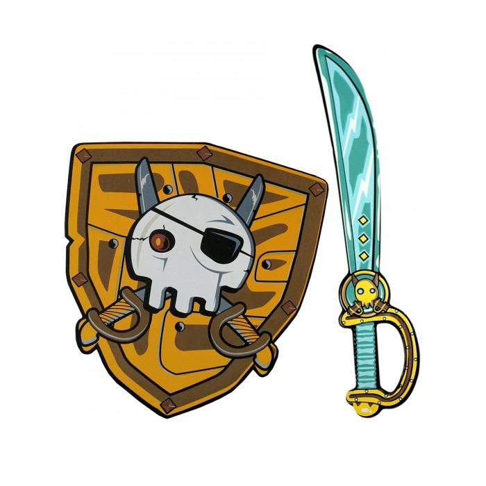 Игрушечное оружие Pixel Crew Набор оружия пирата Корсар 52 см
