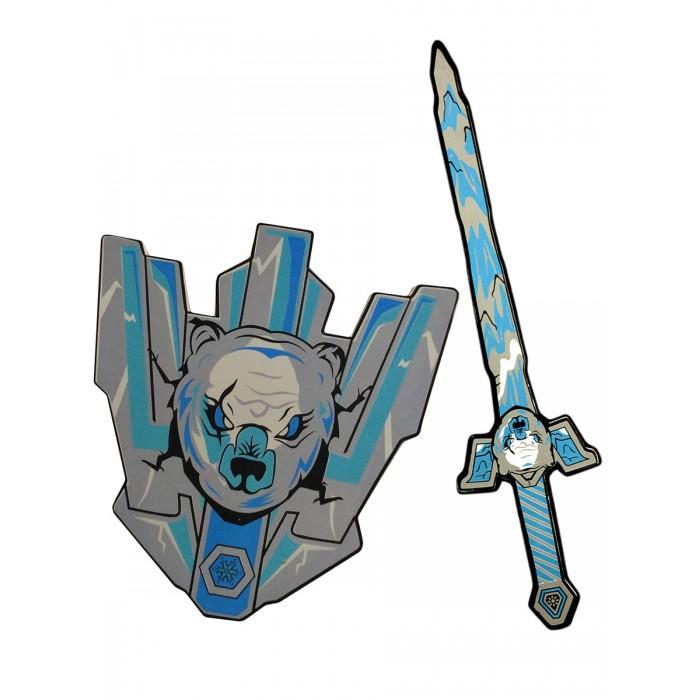 Игрушечное оружие Pixel Crew Набор оружия чародея Повелитель льда 53 см набор форм для льда zoku mixology