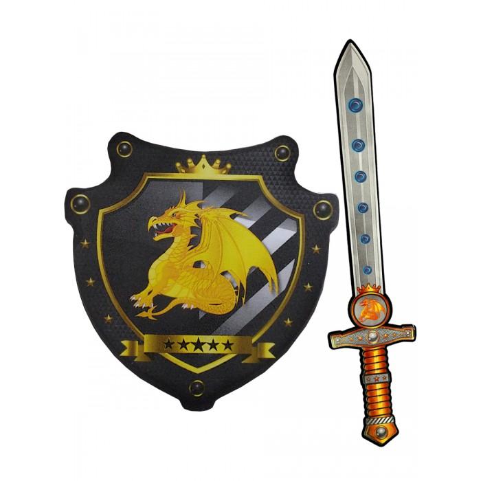 Pixel Crew Набор оружия рыцаря Король драконов 54 см от Pixel Crew