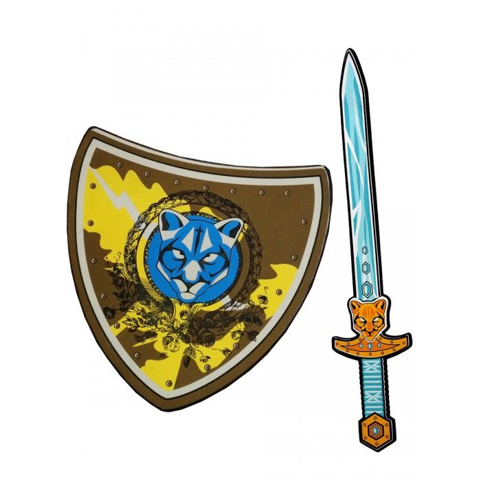 Игрушечное оружие Pixel Crew Набор оружия рыцаря Тигриный клык 54 см