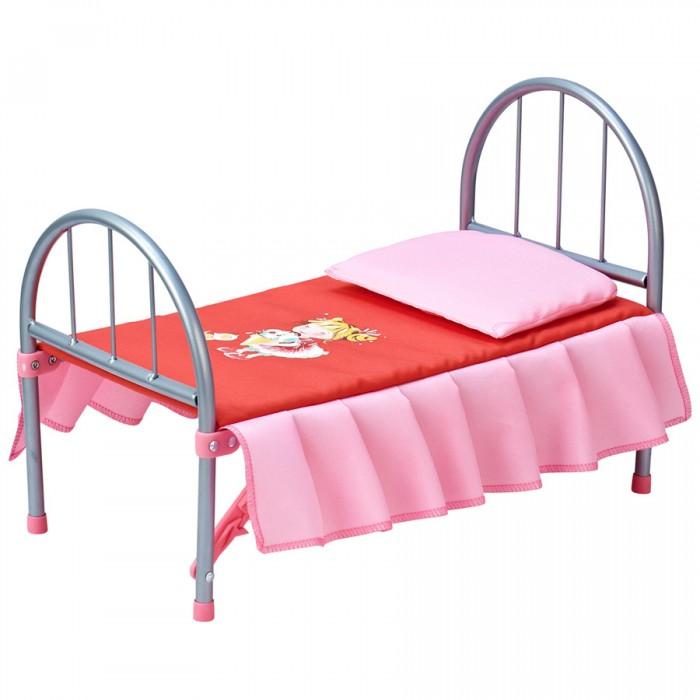 Купить Кроватки для кукол, Кроватка для куклы Mary Poppins металлическая