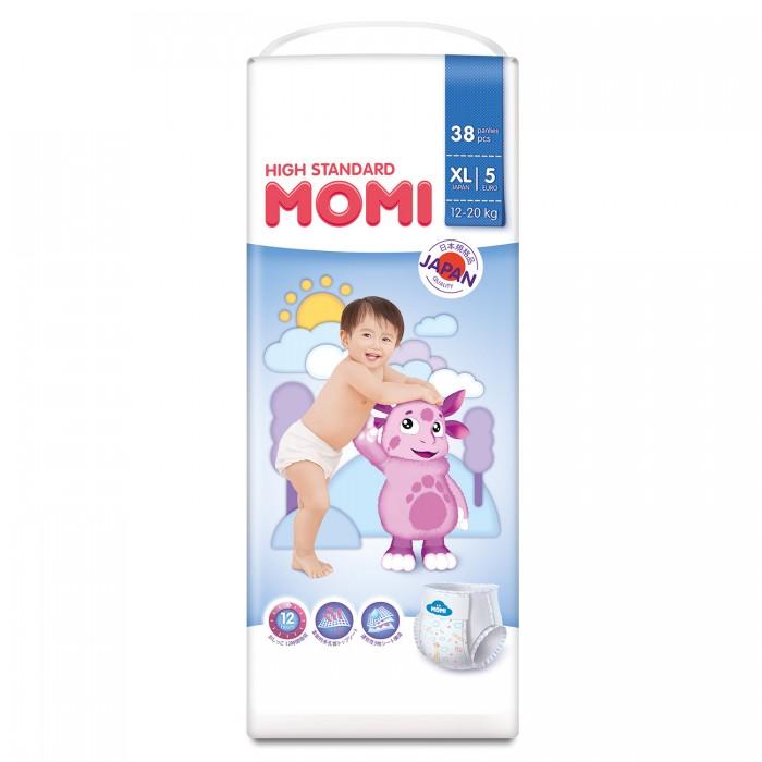 Подгузники-трусики Momi Подгузники-трусики XL (12-20 кг) 38 шт