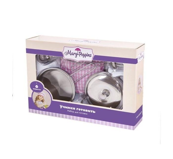 Ролевые игры Mary Poppins Набор для готовки металлический (6 предметов)