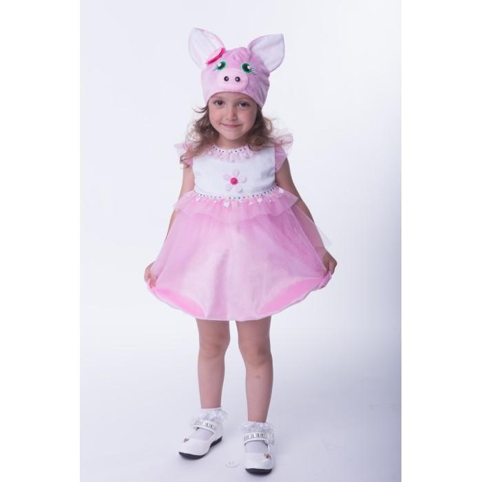 Купить Пуговка Карнавальный костюм Свинка Мими Плюшки-Игрушки в интернет магазине. Цены, фото, описания, характеристики, отзывы, обзоры