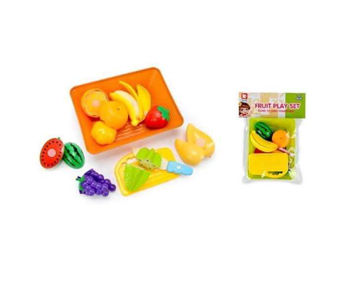 Ролевые игры Наша Игрушка Игровой набор Продукты (10 предметов) ролевые игры совтехстром игровой набор продукты 2 10 предметов