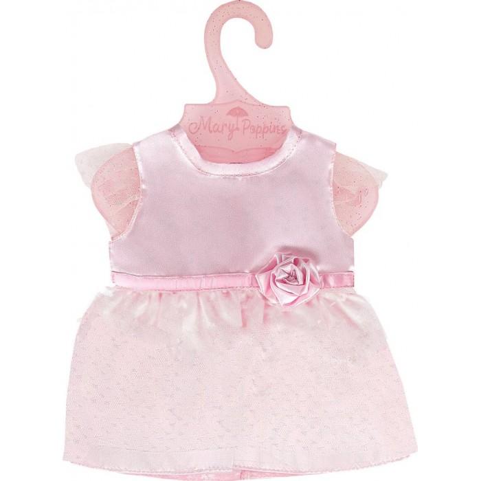 Куклы и одежда для кукол Mary Poppins Одежда для куклы 38-43 см платье Розочка
