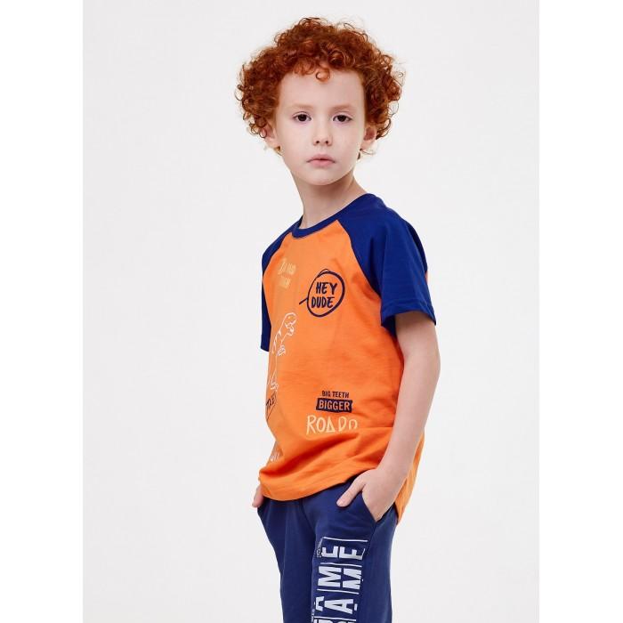 Купить Umka Футболка для мальчика 106-052-02-192 в интернет магазине. Цены, фото, описания, характеристики, отзывы, обзоры