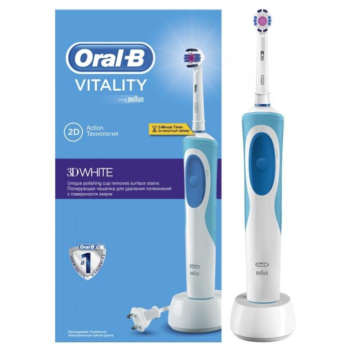 Купить Гигиена полости рта, Oral-B Электрическая зубная щетка Vitality 3D White