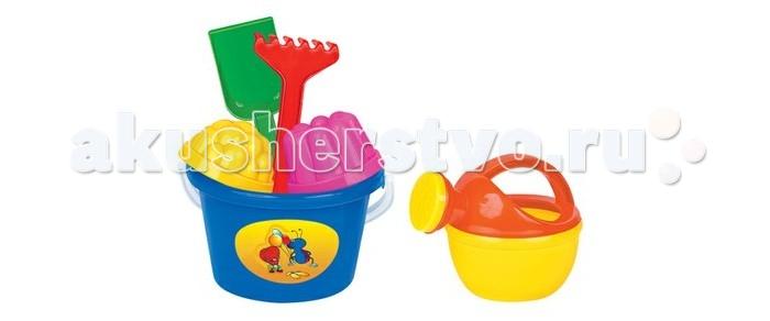 Игрушки в песочницу Полесье Набор для игры с песком № 205