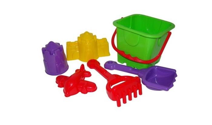 Игрушки для зимы Полесье Набор для игры с песком № 300 игрушки для зимы полесье набор для песочницы 565
