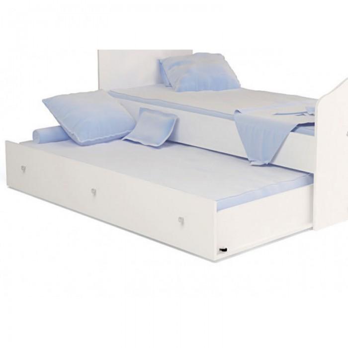 Купить Аксессуары для мебели, ABC-King Ящик под кровать Mix Bunny 160х90 см