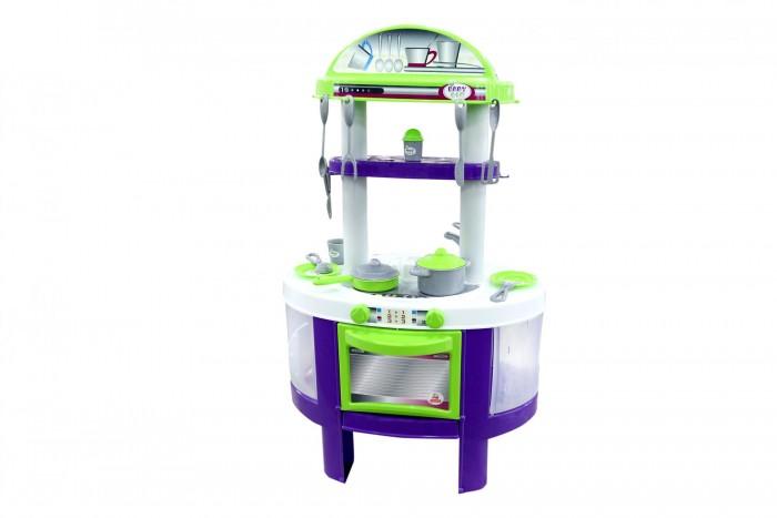Полесье Набор Игровая кухня Baby Glo №1Набор Игровая кухня Baby Glo №1Полесье Набор Baby Glo №1 представляет собой отличную игровую кухню, которая станет прекрасным подарком для любого юного повара.  Особенности: В комплекте есть 16 соответствующих кухонных аксессуаров, которые приятно разнообразят процесс игры и сделают его намного интереснее.  Ребенок с удовольствием будет играть с кухонькой, представляя себя настоящим кулинарным мастером.<br>