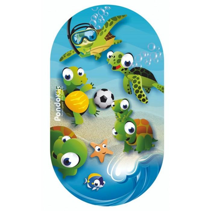 коврики для купания pondo kids набор для ванны морские жители pk 0042 Коврики для купания Pondo Kids для ванны Черепашки 69х39