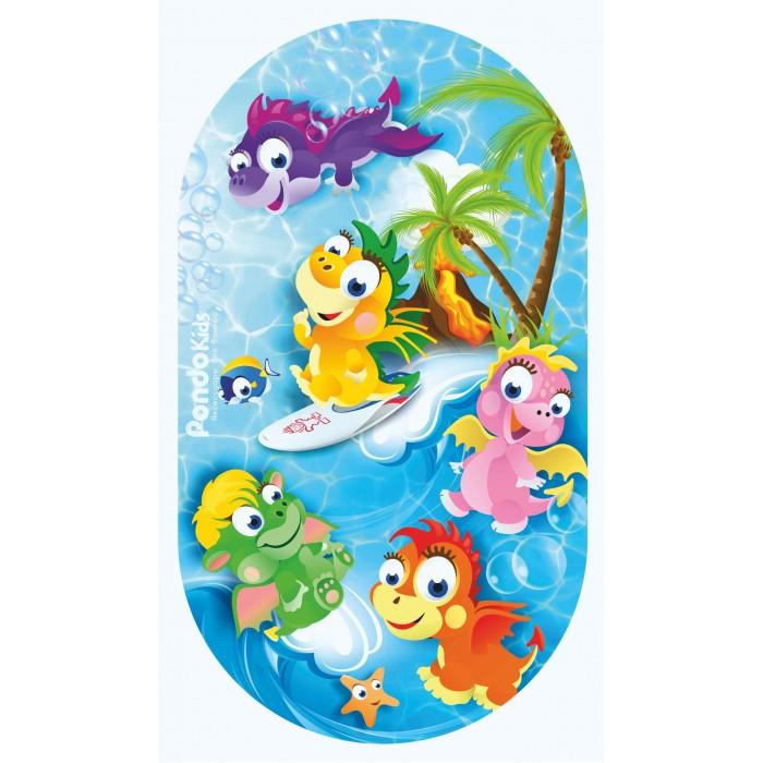 Коврики для купания Pondo Kids для ванны Дракоши 69х39 недорого