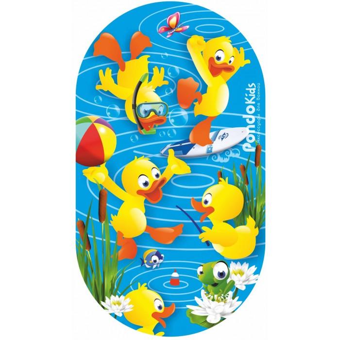 Коврик Pondo Kids для ванны Утята 69х39