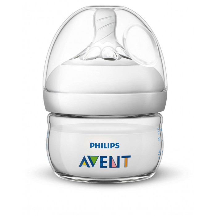 Бутылочка Philips Avent Natural с 0 мес. 60 мл 1 шт.