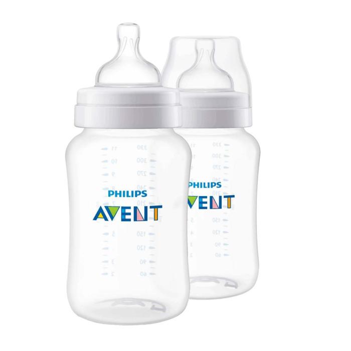 Купить Бутылочка Philips Avent Anti-colic с 3 мес. 330 мл 2 шт. в интернет магазине. Цены, фото, описания, характеристики, отзывы, обзоры