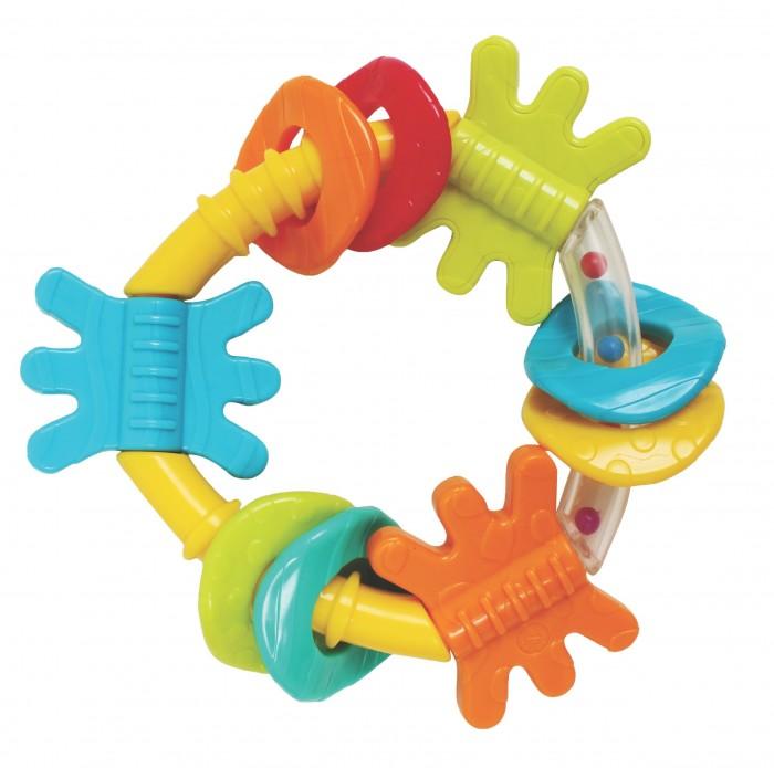 Погремушки Playgro с прорезывателями