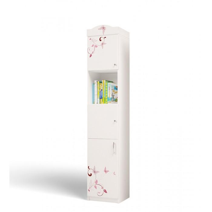 Купить Шкаф ABC-King Стеллаж 01 Swarovski Фея (левый) в интернет магазине. Цены, фото, описания, характеристики, отзывы, обзоры