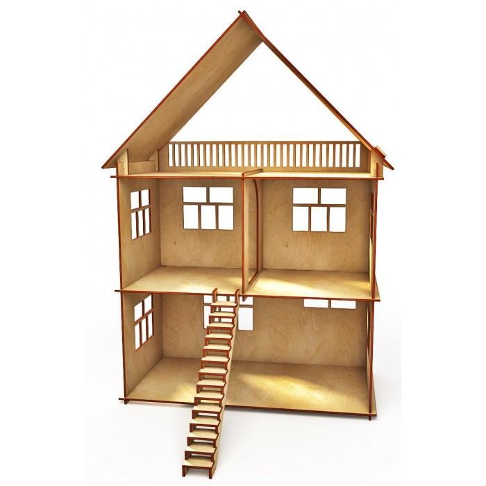 Кукольные домики и мебель ХэппиДом Коттедж